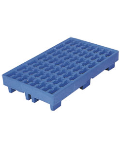 Containment pallets