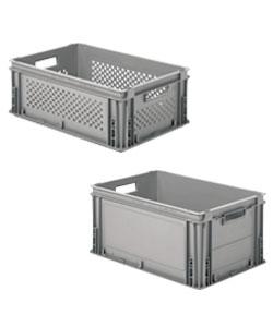 Euro container and eurobox