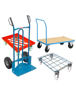 Platform trolleys