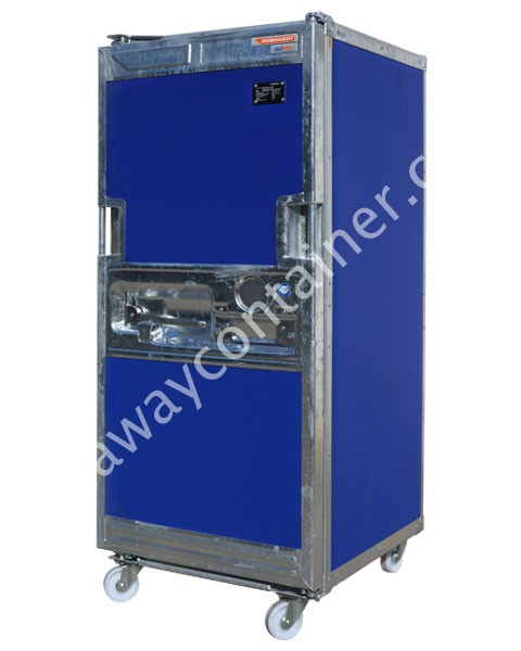 Contenitore isotermico 600 litri Isotec Ergo