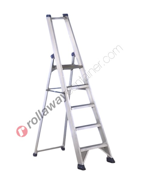 Platform ladder super professional Regina Plus