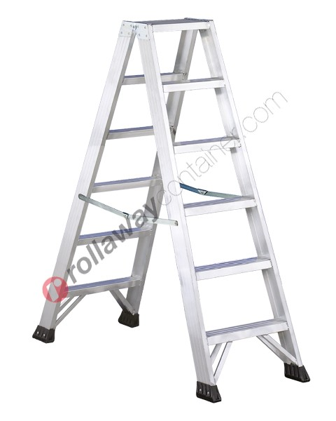Platform ladder professional with increased platform P1 Plus