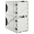 Accessories and spare parts for 140 liter portable refrigerated container