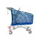 Supermarket trolley Super Hybrid 180 lt