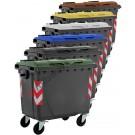 660 litre bin with 4 wheels