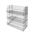 Wire storage basket 950 mm