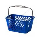 Plastic shopping basket 33 liters