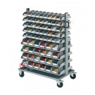 Configure your Smart Trolley 101-102-103 for open fronted storage bins