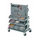 Configure your Smart trolley 101-102-103 for euroboxes