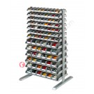 Configure your shelving mm 1067 x 542/925 H1817 for open fronted storage bins