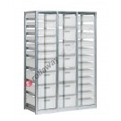 Configure your shelding for metal boxes 600 x 400 mm
